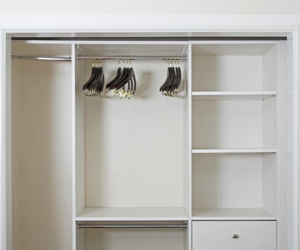 Los armarios empotrados son la solución perfecta