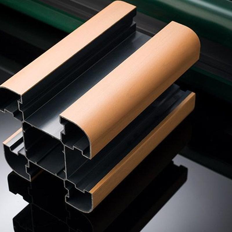 Extrusión de perfiles y tubos: Catálogo de EXTRUPLESA