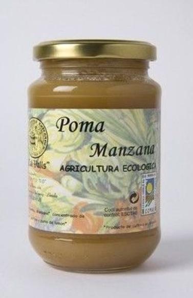 MERMELADA DE MANZANA, CAL VALLS: Catálogo de La Despensa Ecológica