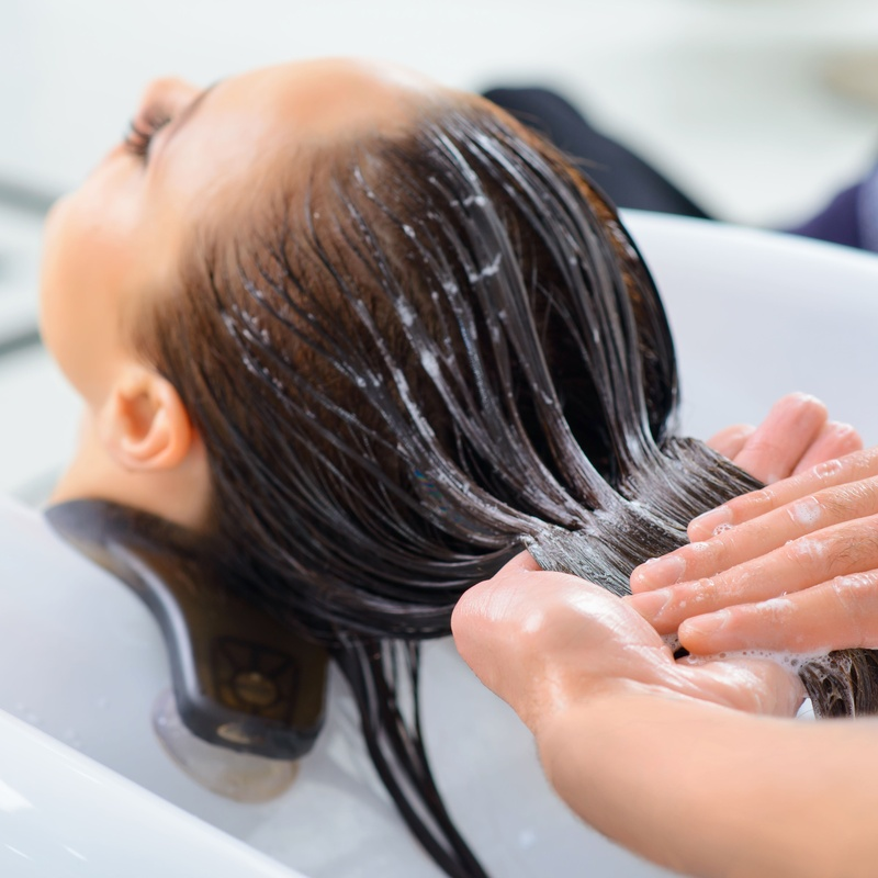 Tratamientos para el cabello: Servicios de Peluquería Tijeras