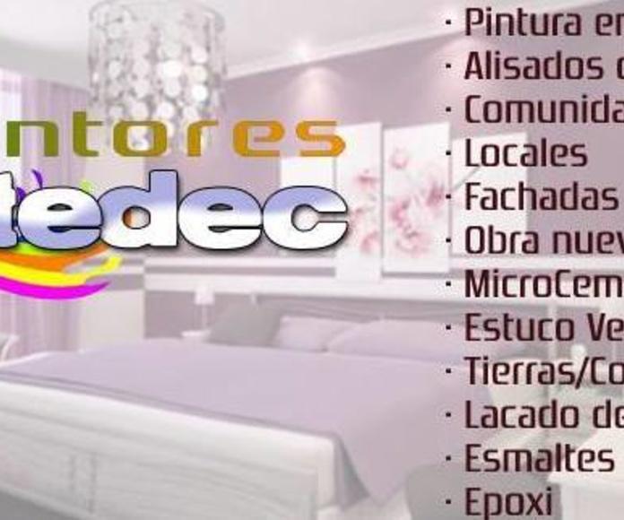Pintores Artedec