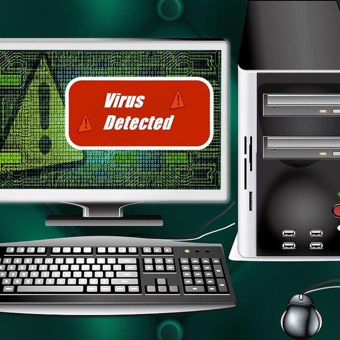 ¿Qué tipos de virus pueden afectar a tu ordenador?