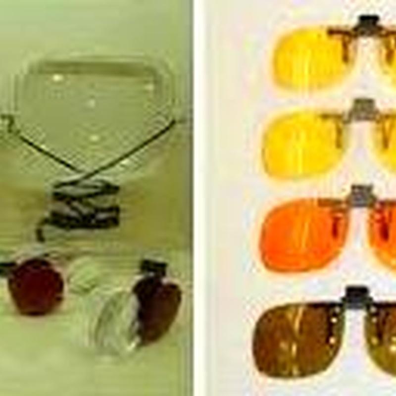 filtros terapeuticos: CATÁLOGO de Centro Óptico Villasan