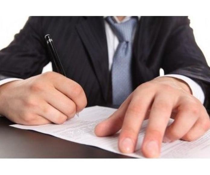 Contrato de trabajo: Asesoría  de Asesores Zapico