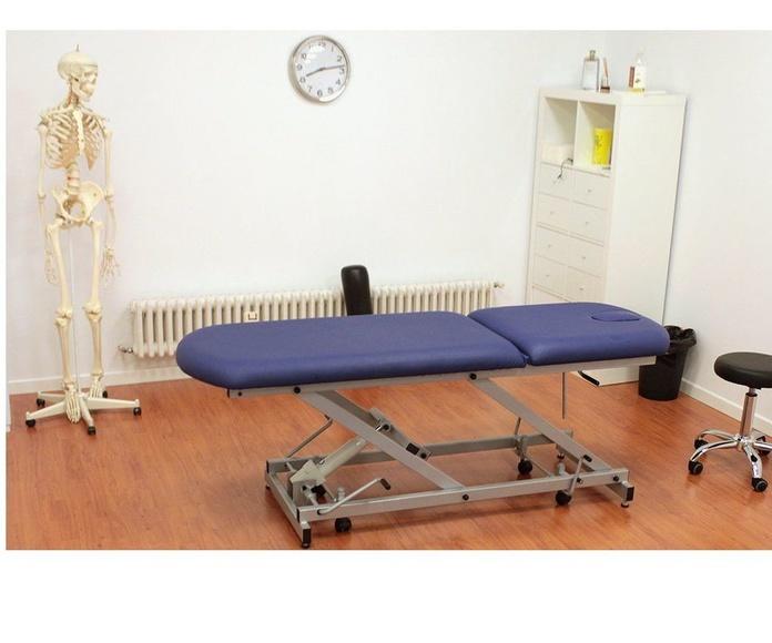Masajes descontracturantes / relajantes: Tratamientos de Qikhronos - Fisioterapia, Osteopatía y Acupuntura