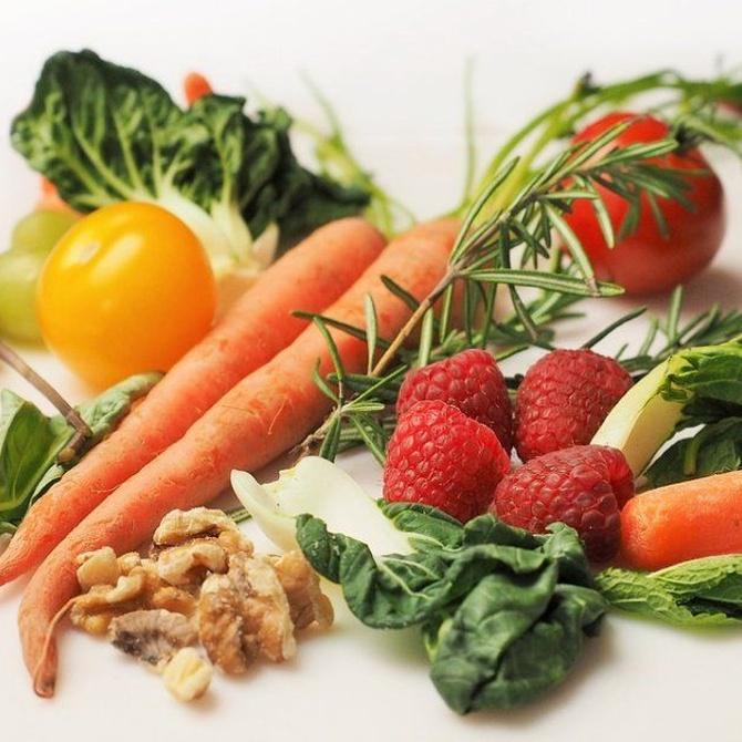 Comida natural para mejorar nuestra salud