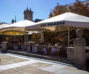 Cocina creativa y de mercado en San Lorenzo de El Escorial | Las Viandas