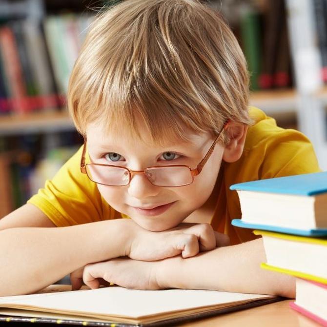 Los problemas de visión pueden estar detrás de muchos casos de fracaso escolar