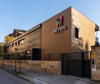Fábrica de perdigones Montorretas: Servicios y proyectos de Maurtua Arquitectos