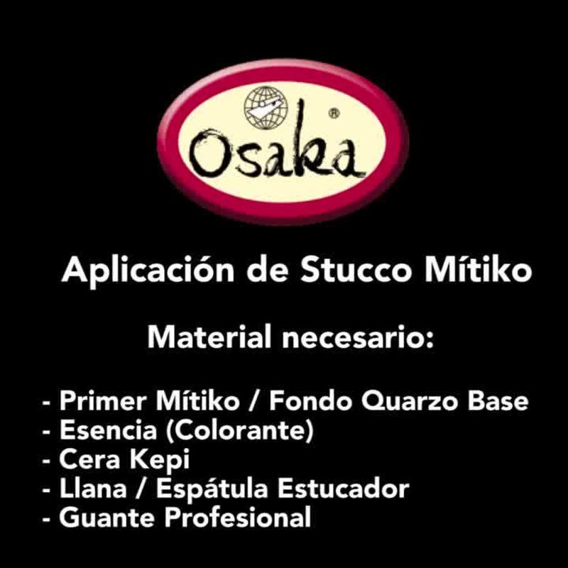 Estuco MITIKO OSAKA en tienda de pinturas en ventas.