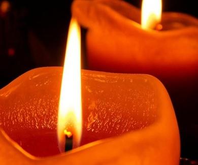 Ritual Vela Naranja