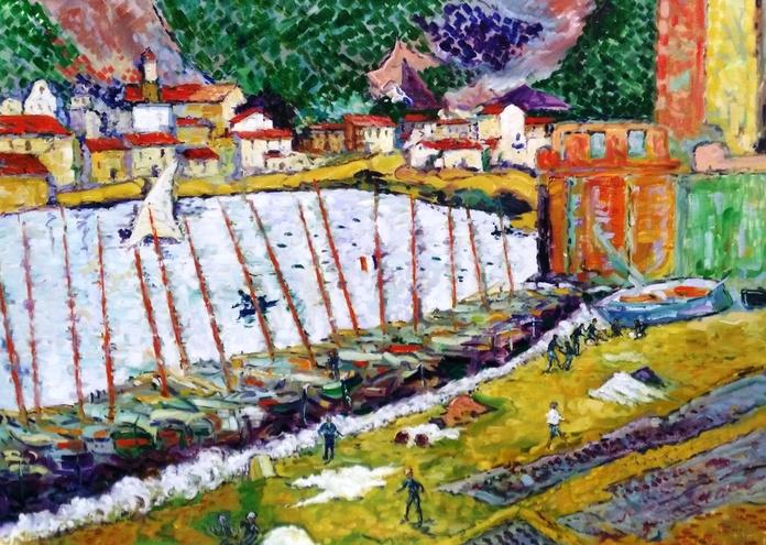 Puerto impresionista: CATALOGO de Quadrocomio La Casa de los Cuadros desde 1968