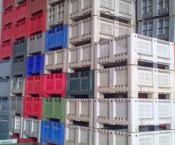 ALQUILER BIG BOX DE PLÁSTICO