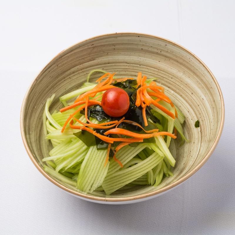 Ensalada de pepino: Carta de Restaurante Sowu