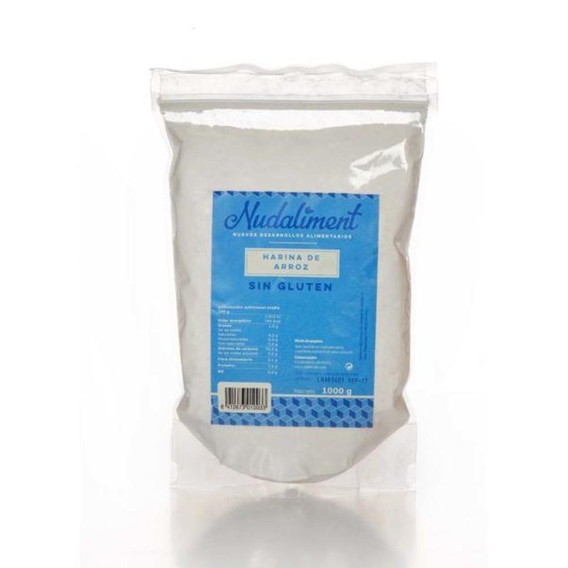 Harina de arroz sin gluten 1000 gr: Productos de Coperblanc Zamorana