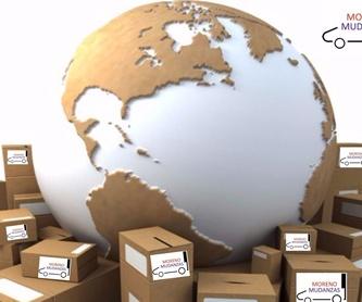 Embalajes : Nuestros servicios de Mudanzas Moreno