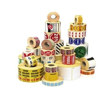 Etiquetas Auto adhesivas