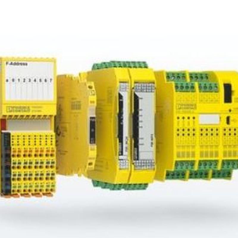 Seguridad funcional: Productos de Phoenix Contact, S.A.U.