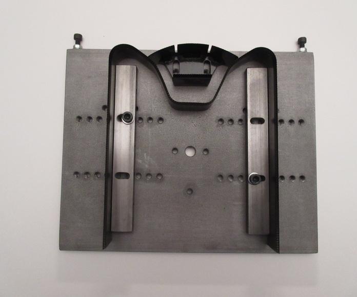 Porta troquel para bolsas de plastico: Servicios de Troqueval