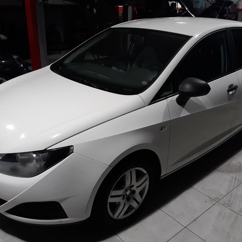 Seat Ibiza IV (Vendido): Vehículos de ocasión de Automoció Centre