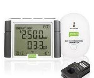 ZK controlador de consumo efergy
