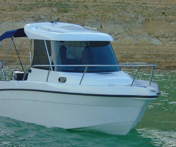Venta: Sport Fisher 560 C: Alquileres y venta de Crisve Turismo