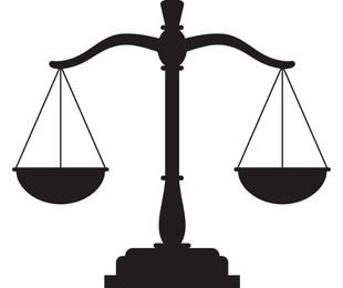 Simbología de la balanza