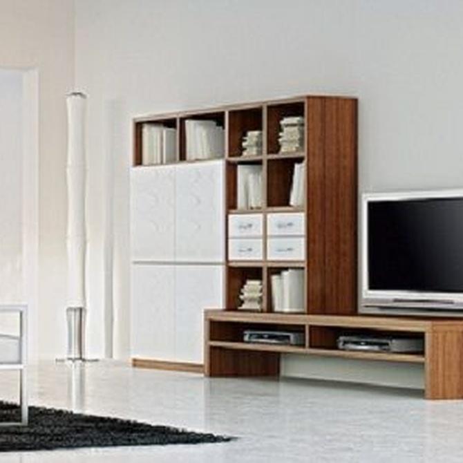 Consejos para diseñar una estantería a medida