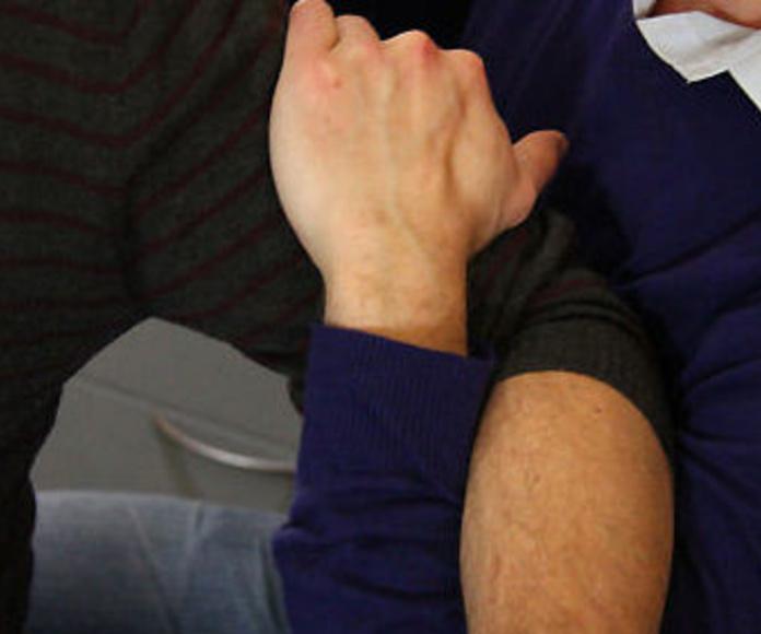 Dolor de brazo como dolor referido de los musculos escalenos