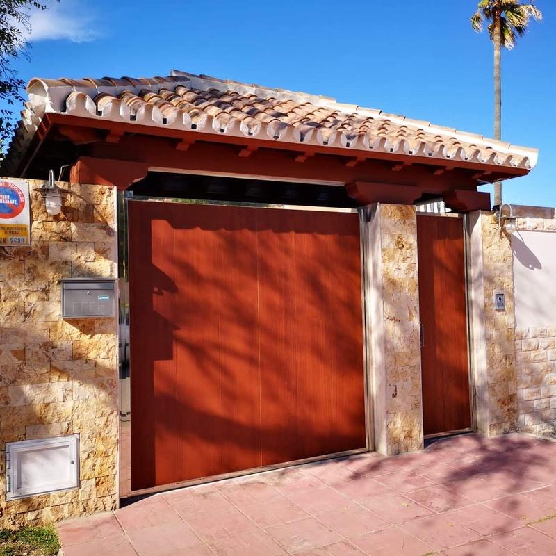 Puertas de paso y entrada: Servicios y trabajos de DRM Siglo XXI
