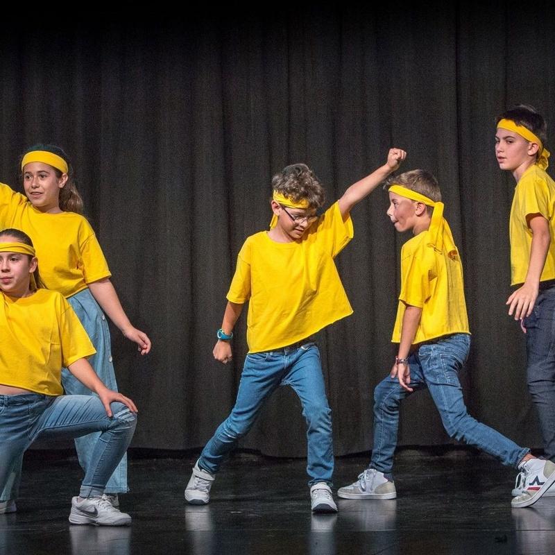 Funky y Hip Hop para jóvenes