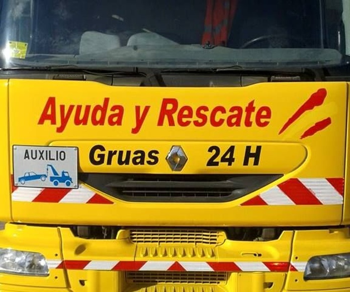 Rescate en carretera 24 horas: Servicios de Ayuda y Rescate 24 Horas