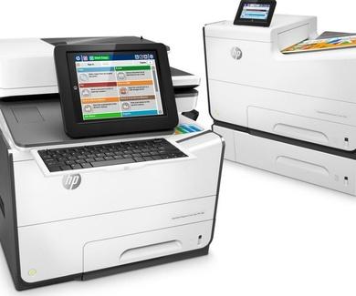 Descubre la nueva HP PageWide Enterprise Color MFP 586