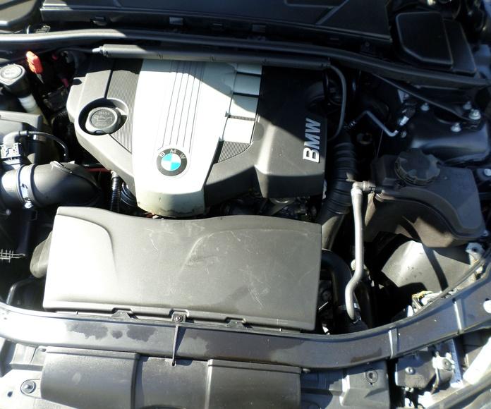 BMW 320D 2008 10650€: Servicios de reparación  de Automóviles y Talleres Dorado