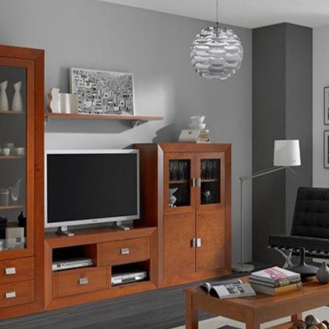 Ventajas de los muebles modulares para tu salón