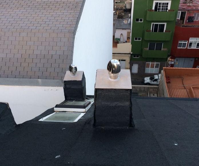impermeabilizante de tejados