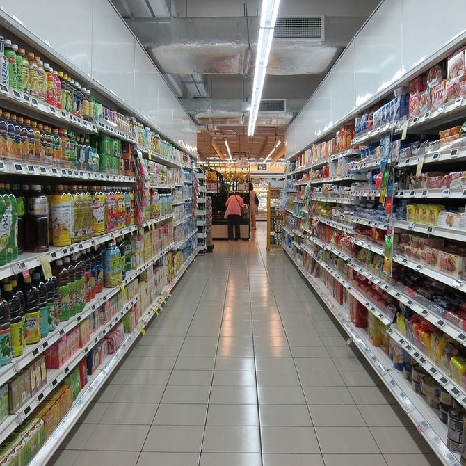 Los alimentos que no verás en el carrito de la compra de un nutricionista