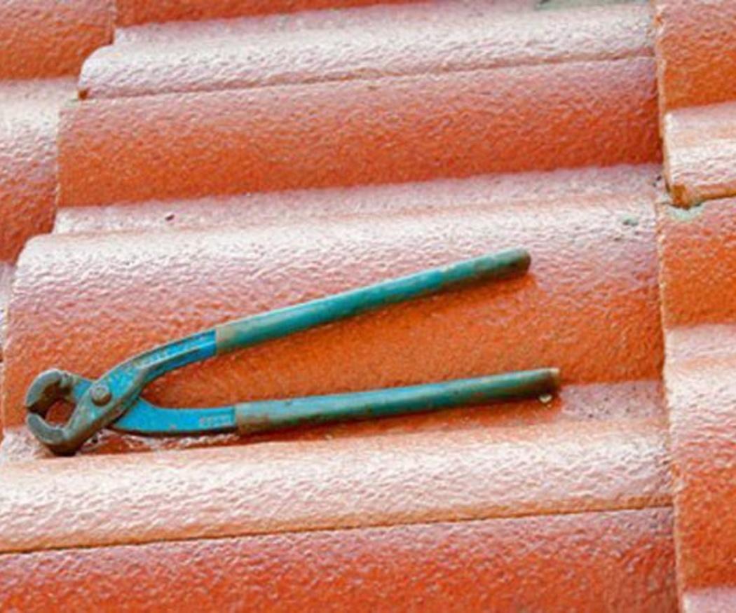Los problemas de los tejados