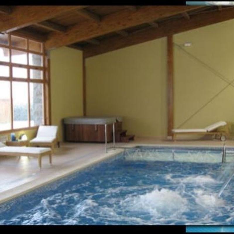 Climatizacion de piscinas Asturias