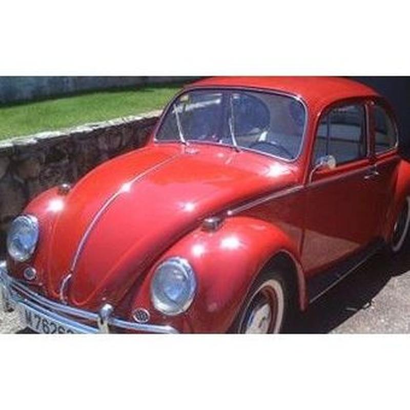 Restauración de coches clásicos: Servicios de Talleres Moreno Rubiano