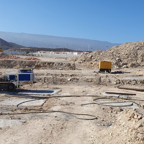 Sondeos y geotermia en Asturias