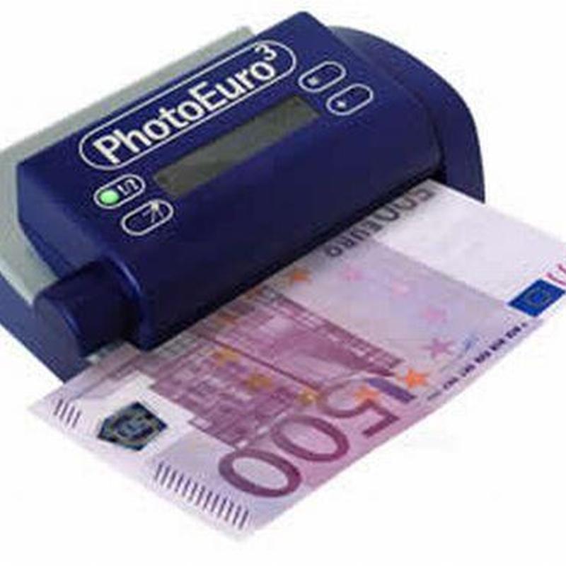 Detectores: Productos de Registáctil