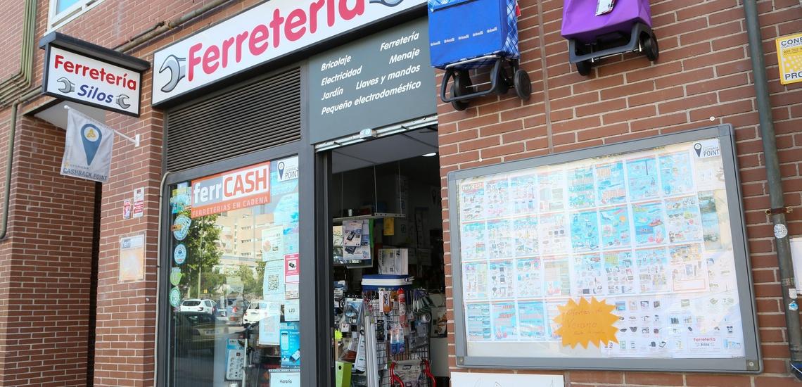 Ferretería y bricolajeen Mirasierra, Madrid