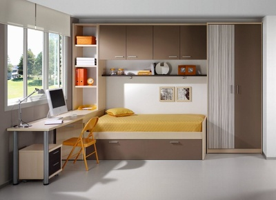 Dormitorio Juvenil: Muebles Atance