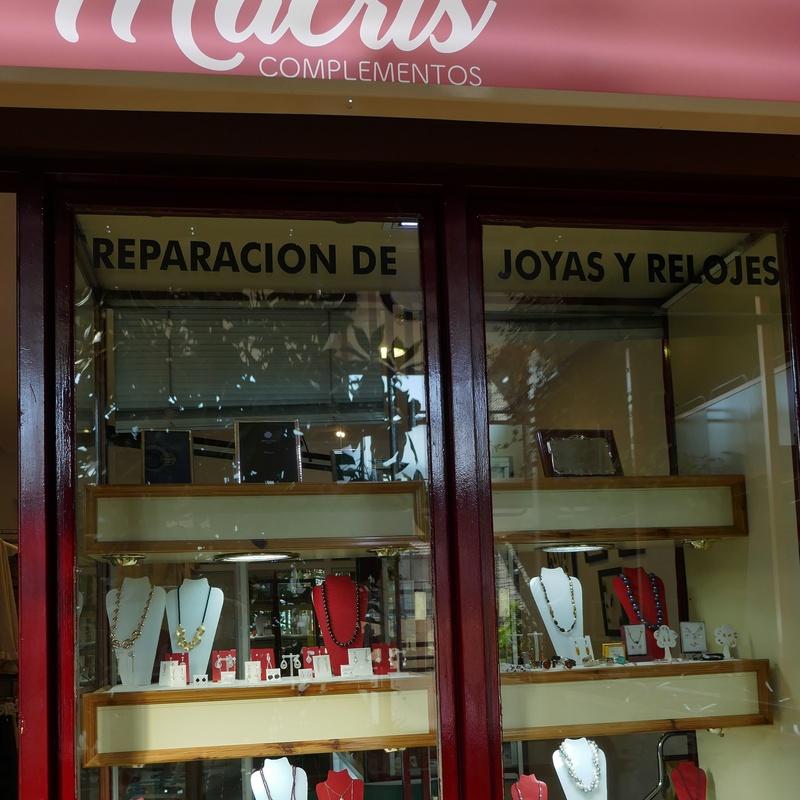 Joyería Macris: Tiendas de Zoco Villalba