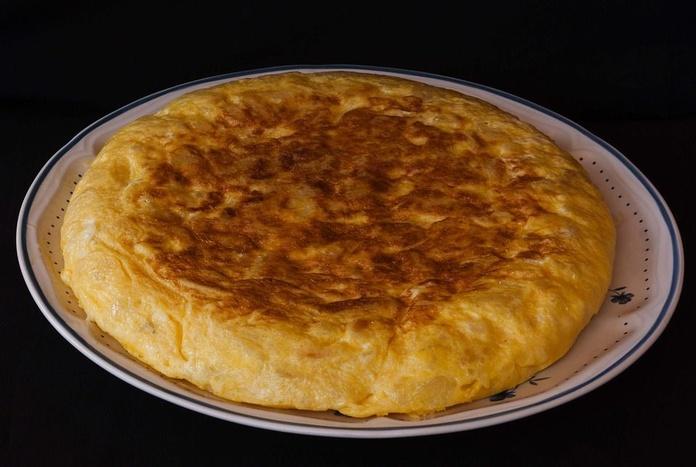Tortillas: Nuestra carta de El Trébol Restaurante Pizzería