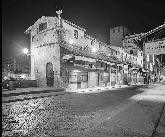 Arno Florence Ponte Vecchio