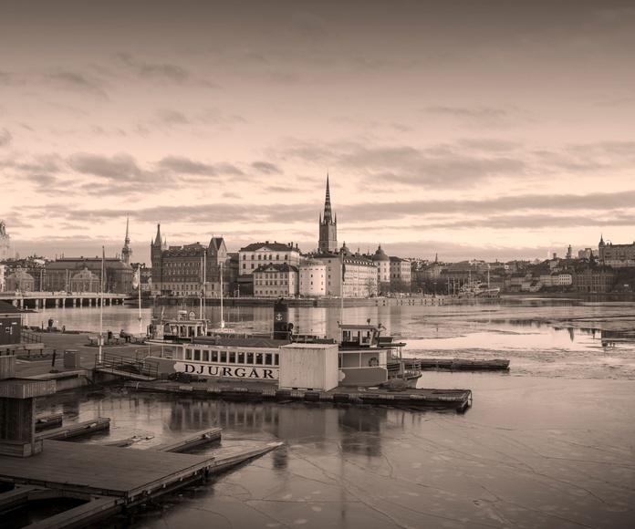 Stockholm: Proyectos  architectsitges.com de FPM Arquitectura
