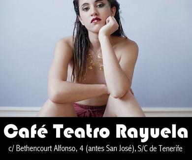 IZARO EN CAFÉ TEATRO RAYUELA
