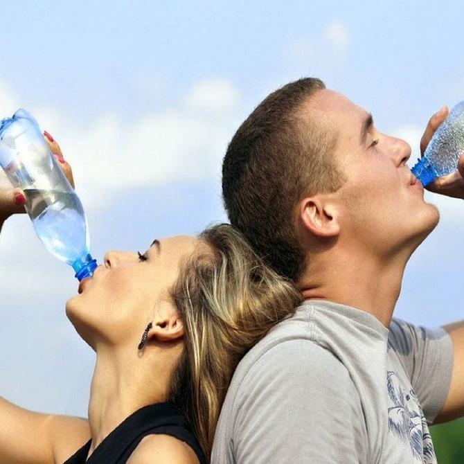 Las bebidas favoritas tras una sesión de ejercicio